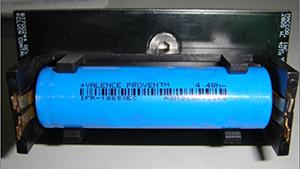 18650电池夹具