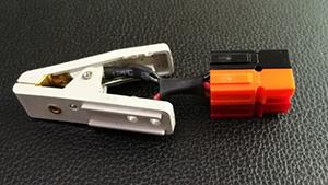 标准扣式电池夹具