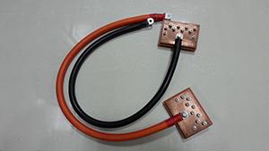 大电流并联夹具