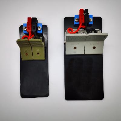 聚合物专用电池夹具